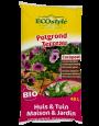 Cocopeat-potgrond huis en tuin